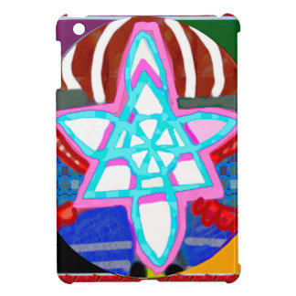NOSA Karuna Reiki Graphic Healing Symbol Cover For The iPad Mini