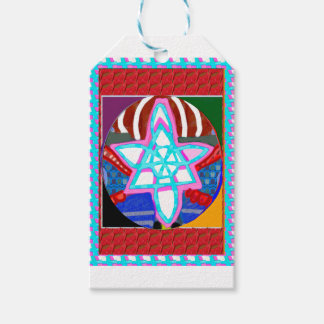 NOSA Karuna Reiki Graphic Healing Symbol Pack Of Gift Tags