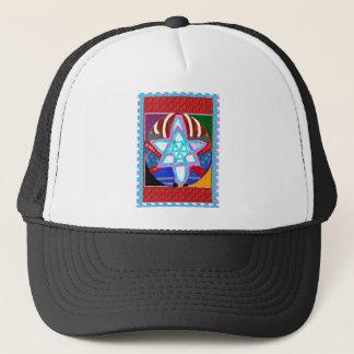 NOSA Karuna Reiki Graphic Healing Symbol Trucker Hat