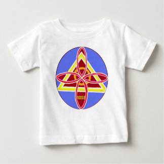 NOSA Karuna Reiki Healing Symbol Graphic Art Baby T-Shirt