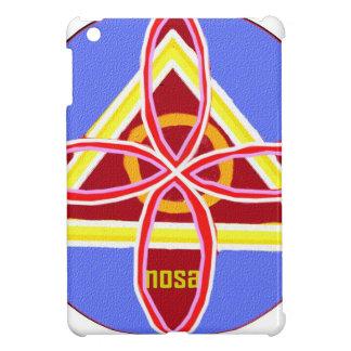 NOSA Karuna Reiki Healing Symbol Graphic Art iPad Mini Covers