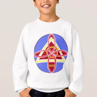 NOSA Karuna Reiki Healing Symbol Graphic Art Sweatshirt