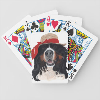 Nose 4 Fashion Bicycle Playing Cards