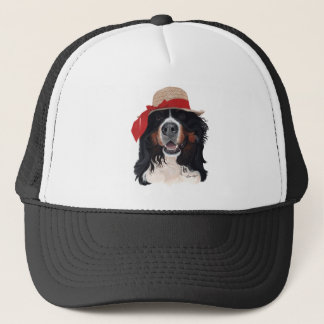Nose 4 Fashion Trucker Hat