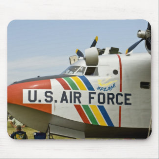 Nose section Air Force Grumman HU-16B Mouse Pad