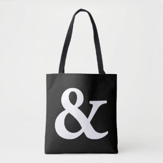 Nosetouch Press Ampersand Tote Bag