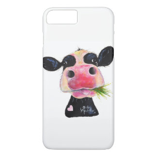 Nosey Cow ' Hurley Burley ' Iphone Galaxy Cases