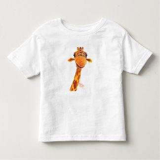 Nosey Giraffe ' MaDGe ' by Shirley MacArthur Toddler T-shirt