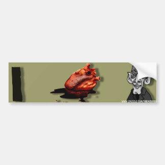 Nosferatu bumper sticker II