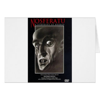 Nosferatu Card