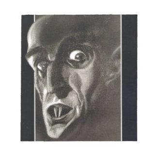 Nosferatu Notepad