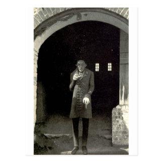 Nosferatu Postcard