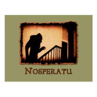 Nosferatu Scary Vampire Products Postcard