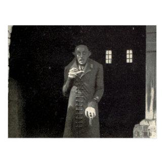 Nosferatu Vampire Postcard