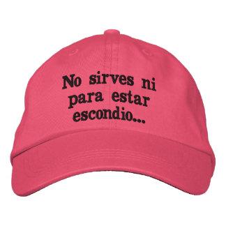 NoSirves cap