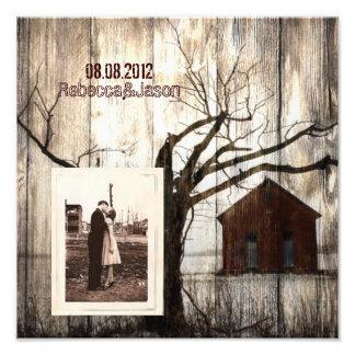nostalgia barnwood western country anniversary photo art
