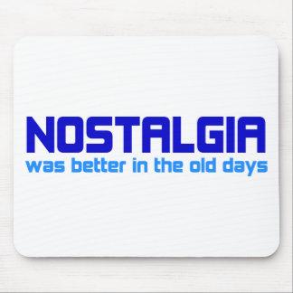 Nostalgia Mousepad