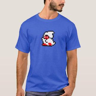 Nostalgia Pixel Ghost Tshirt