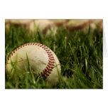 Nostalgic Baseballs Card