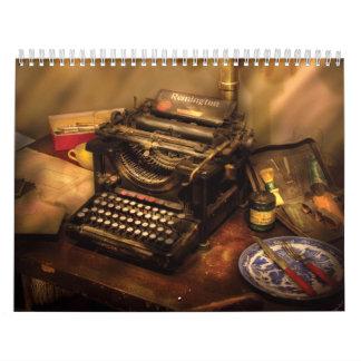 Nostalgic Calendar
