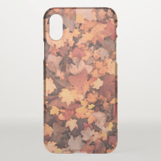 Nostalgic Fall Foliage | iPhone X Deflector Case
