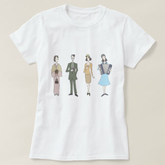 Nostalgic fashion T-Shirt