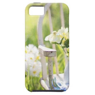 Nostalgic Flower Garden iPhone 5 Cover