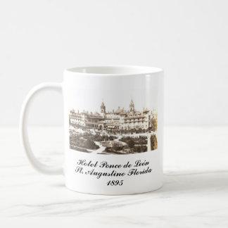 Nostalgic  Ponce de Leon Hotel Mug