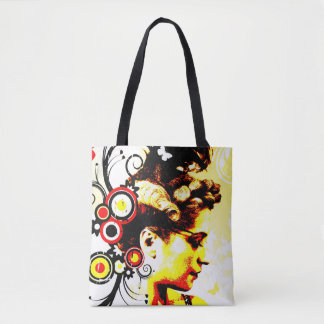 Nostalgic Seduction - Butterfly Enchantment Tote Bag