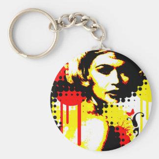 Nostalgic Seduction - Butterfly Headcase Keychain