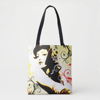 Nostalgic Seduction - Desire Tote Bag