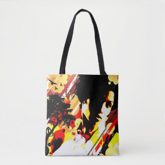 Nostalgic Seduction - Dim Sunrise Tote Bag