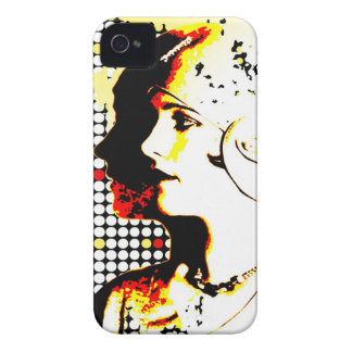 Nostalgic Seduction - Distant Gaze iPhone 4 Cases
