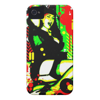 Nostalgic Seduction - Forever Pinup I Case-Mate iPhone 4 Case