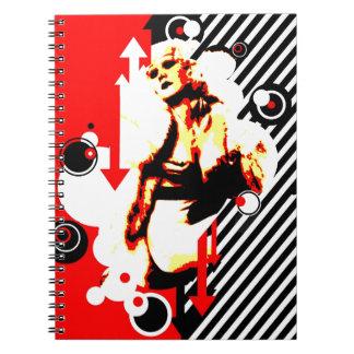 Nostalgic Seduction - Glamour Gal Notebooks