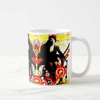 Nostalgic Seduction - Prurient Performer Coffee Mug