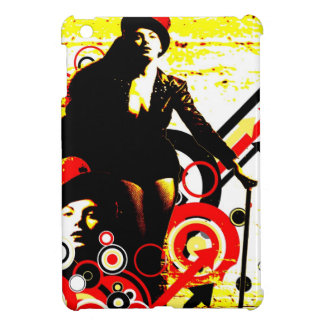Nostalgic Seduction - Prurient Performer Cover For The iPad Mini