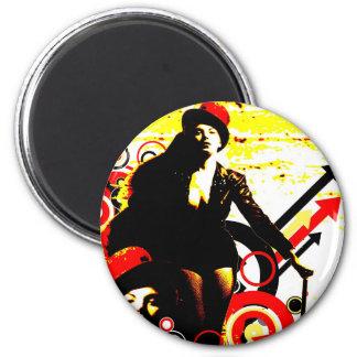 Nostalgic Seduction - Prurient Performer Magnet