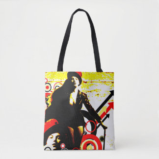 Nostalgic Seduction - Prurient Performer Tote Bag