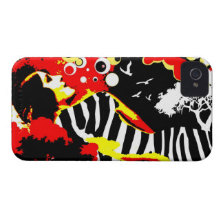 Nostalgic Seduction - Safari Dreams Case-Mate iPhone 4 Cases