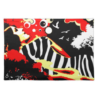 Nostalgic Seduction - Safari Dreams Placemat