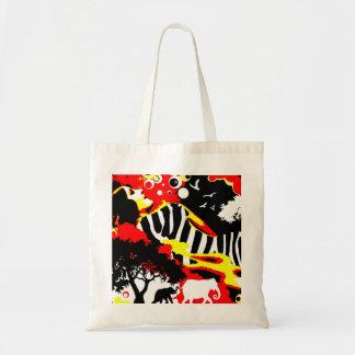 Nostalgic Seduction - Safari Dreams Tote Bag