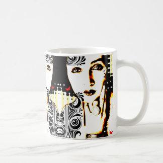 Nostalgic Seduction - Subjected to Ink Coffee Mug