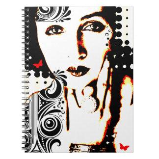 Nostalgic Seduction - Subjected to Ink Notebooks