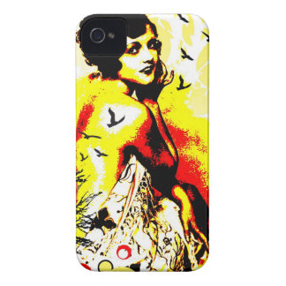 Nostalgic Seduction - Timeless Flight iPhone 4 Cover