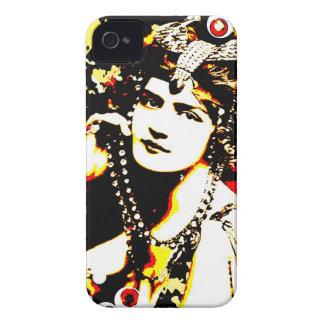 Nostalgic Seduction - Victorian Temptation iPhone 4 Case-Mate Case