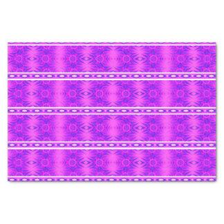 Nostalgic Triangles (pink) Tissue Paper