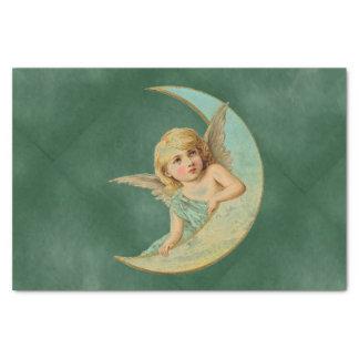 Nostalgic Vintage Angel Tissue Paper