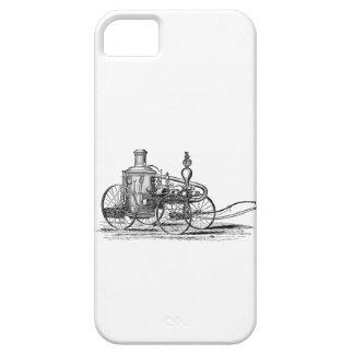 Nostalgically Exquisite Vintage Steam Punk Engine iPhone 5 Case