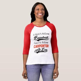 Not a Baseball Fan T-Shirt